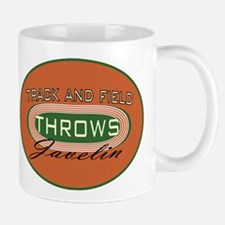 Javelin Throw Mug