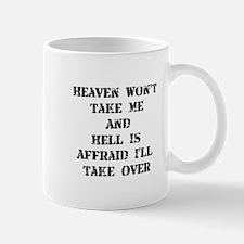 Heaven Hell Mug