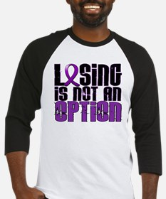 Losing Is Not An Option Anorexia Baseball Jersey