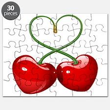 Cute Cherries Puzzle