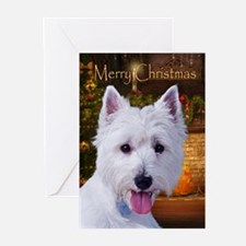 Westie Holiday Cards (Pk of 20)