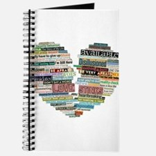 Love Stinks Journal