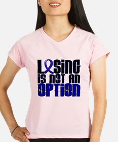 Losing Is Not An Option Colon Cancer Performance D