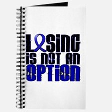 Losing Is Not An Option Colon Cancer Journal
