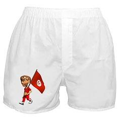 3D Tunisia Boxer Shorts