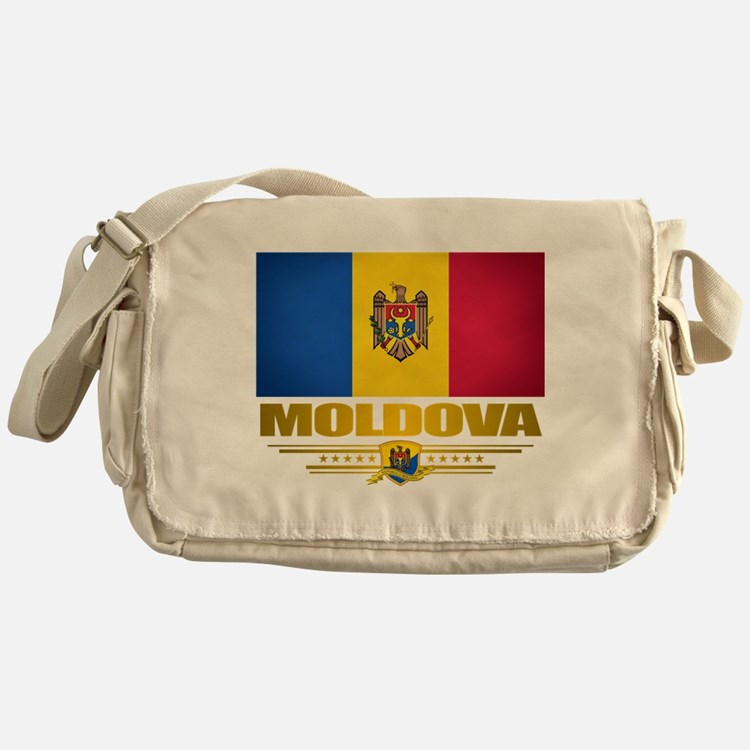Moldova Pride Messenger Bag