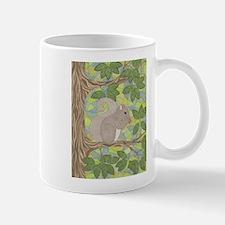Grey Squirrel Mug