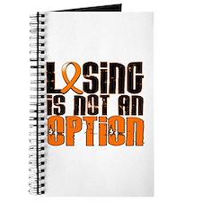Losing Is Not An Option Leukemia Journal