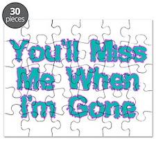 Miss Me Puzzle