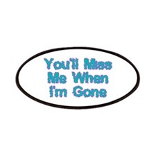 Miss Me Patches