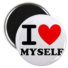 "I Love Myself 2.25"" Magnet (100 pack)"