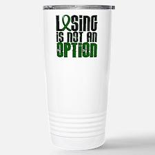 Losing Is Not An Option Liver Disease Travel Mug