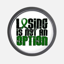 Losing Is Not An Option Liver Disease Wall Clock