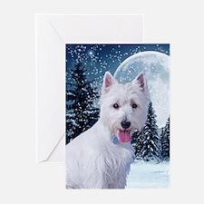 Westie Christmas Cards (Pk of 20)