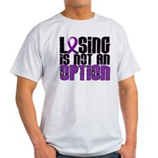 Losing Is Not An Option Lupus T-Shirt