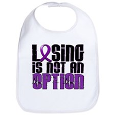 Losing Is Not An Option Lupus Bib