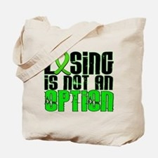Losing Is Not An Option Muscular Dystrophy Tote Ba