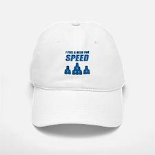 Need for Speed Baseball Baseball Cap