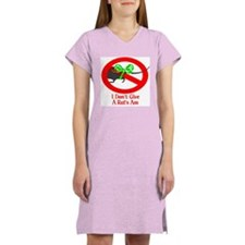 I Don't Give A Rat's Ass Women's Nightshirt