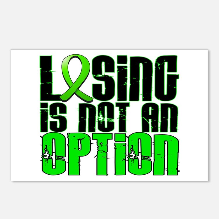Losing Is Not An Option Non-Hodgkin's Lymphoma Pos