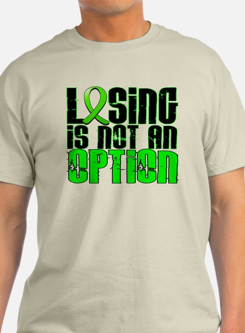 Losing Is Not An Option Non-Hodgkin's Lymphoma Lig