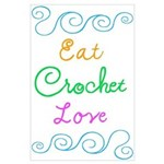 Eat Crochet Love