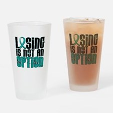 Losing Is Not An Option Ovarian Cancer Drinking Gl