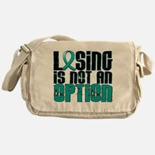 Losing Is Not An Option Ovarian Cancer Messenger B