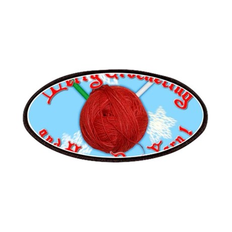 Merry Crocheting Patches