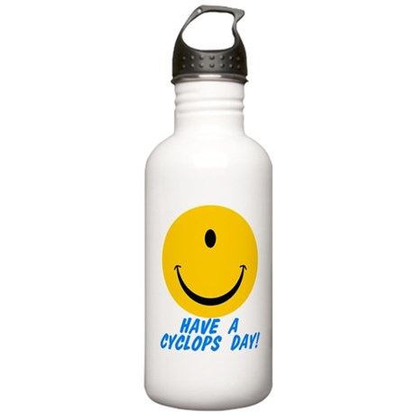 Have a Cyclops Day! Stainless Water Bottle 1.0L