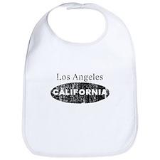 Vintage Los Angeles Californi Bib