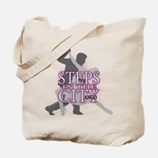 Steps in the City Tote Bag