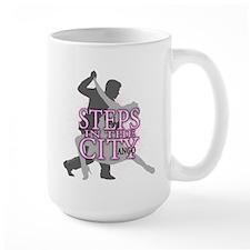 Steps in the City Mug