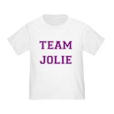 Team Jolie Purple T