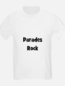 Parades Rock Kids T-Shirt