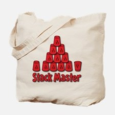 Stack Master Tote Bag (on both sides)