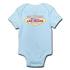 Las Vegas Infant Bodysuit
