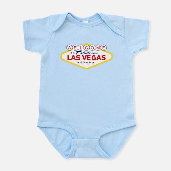Las Vegas Infant Bodysuit