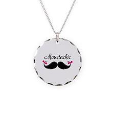 Moustachic Necklace