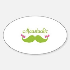 Moustachic Decal