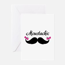 Moustachic Greeting Cards (Pk of 20)