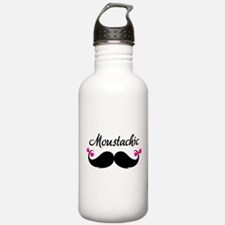 Moustachic Water Bottle