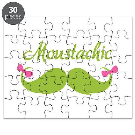 Moustachic Puzzle