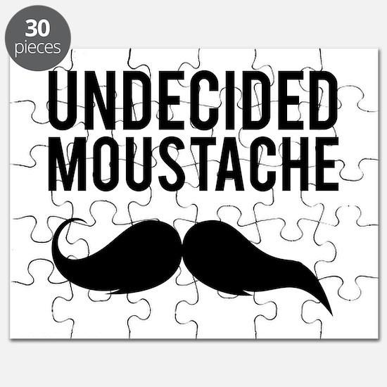 Undecided moustache Puzzle