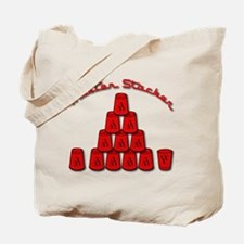 Master Stacker Tote Bag (on both sides)