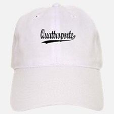 Quattroporte Baseball Baseball Cap