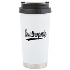 Quattroporte Travel Mug