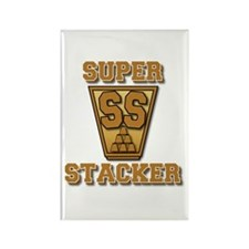 Super Stacker Rectangle Magnet
