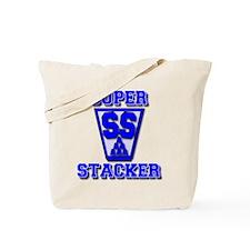 Super Stacker Tote Bag (on both sides)