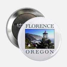 """Funny Oregon 2.25"""" Button"""